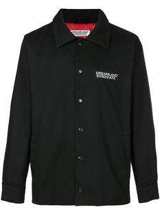 куртка-рубашка с нашивками Dreamland Syndicate