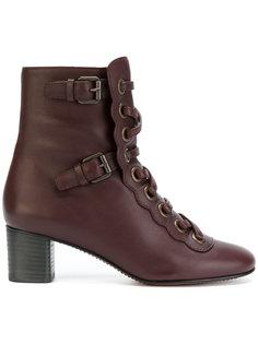 ботинки на шнуровке Orson Chloé