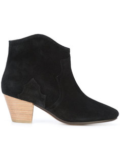 ботинки Dicker Isabel Marant