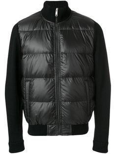куртка с дутым передом Prada