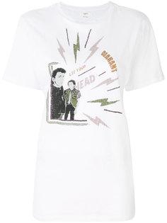 футболка Use Your Head Isabel Marant Étoile