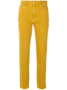 укороченные джинсы Isabel Marant Étoile