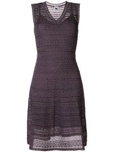 кружевное платье без рукавов  M Missoni