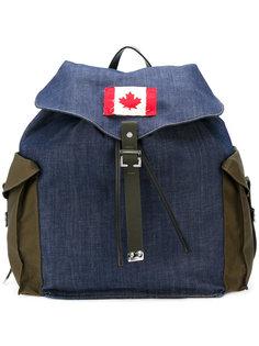 джинсовый рюкзак Dsquared2