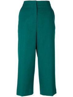 укороченные брюки-палаццо Rochas