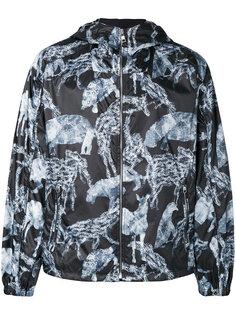 куртка с рисунком Salvatore Ferragamo