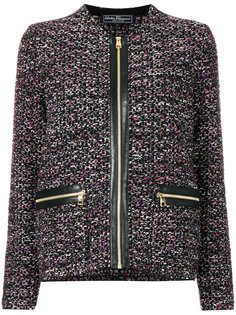 куртка с вышивкой  Salvatore Ferragamo