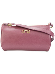 мини-сумка Double Gancio Salvatore Ferragamo