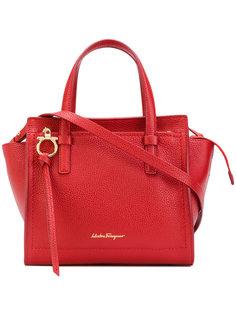 маленькая сумка-тоут Salvatore Ferragamo