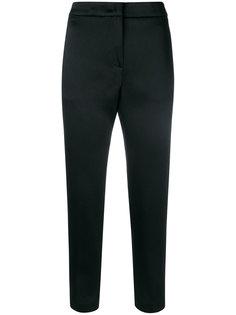 укороченные брюки кроя слим MSGM