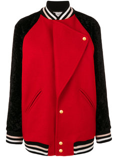 куртка с широкими лацканами Lanvin