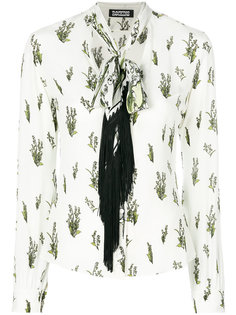 рубашка с цветочным принтом Rockins