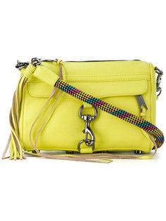 сумка Mac с плечевым ремнем-веревкой Rebecca Minkoff