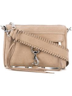 сумка Mac с широким плечевым ремнем Rebecca Minkoff