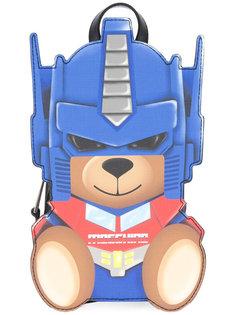 рюкзак Transformer Teddy Moschino