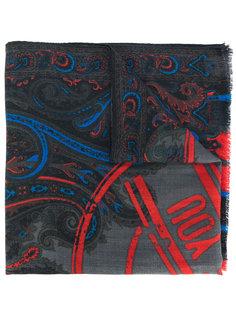 шарф с принтом  Etro