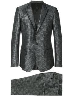 металлизированный жаккардовый костюм Dolce & Gabbana