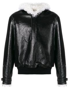 куртка с капюшоном Saint Laurent