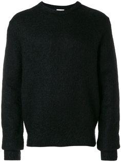 ворсистый свитер Saint Laurent