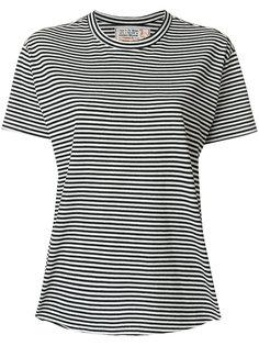 футболка с вышитыми перьями Sandrine Rose