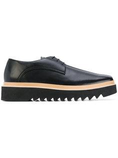 туфли на рифленой подошве Stella McCartney