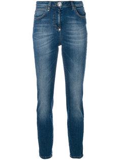 джинсы с завышенной талией  Philipp Plein