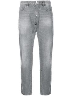 джинсы бойфренда  Philipp Plein