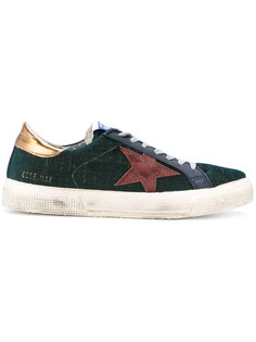 кеды Superstar Golden Goose Deluxe Brand