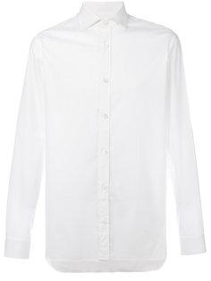 эластичная рубашка Z Zegna