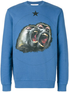 толстовка Monkey Brothers Givenchy