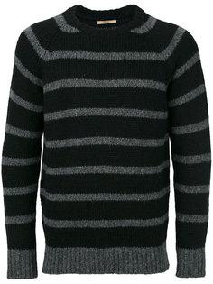 свитер в полоску Nuur