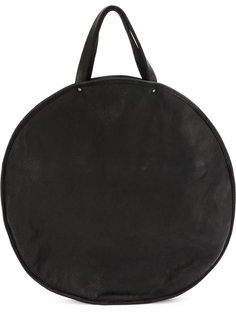круглая сумка-тоут Guidi