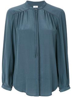 блузка без воротника Closed