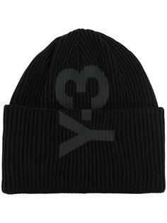 шапка-бини с логотипом Y-3