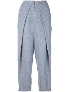 твидовые брюки Curvature Bianca Spender
