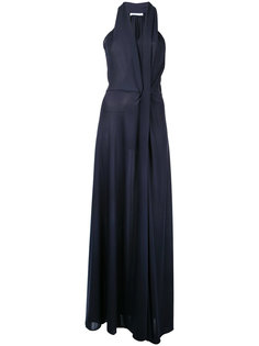 длинное платье Entwined Bianca Spender