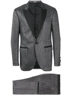 нарядный костюм с люрексом Lanvin