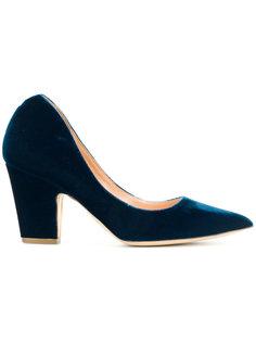туфли-лодочки с бархатной текстурой Rupert Sanderson