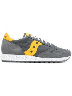 кроссовки на шнуровке Saucony