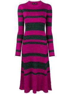 платье в полоску Proenza Schouler