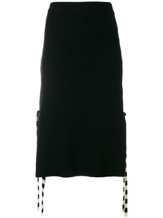 юбка с завязками на бант Chinti & Parker