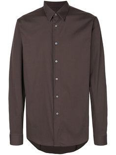 эластичная классическая рубашка Jil Sander