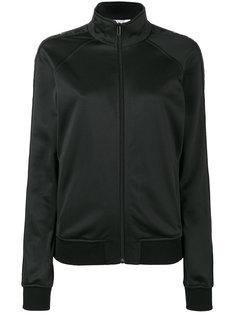 спортивная куртка с вышитым логотипом  Givenchy