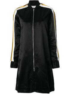 свободная куртка-бомбер  Victoria Victoria Beckham