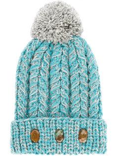 шапка-бини Sea Green 711