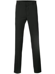 классические брюки с полосками по бокам Lanvin