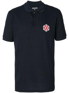 рубашка-поло с нашивкой Lanvin