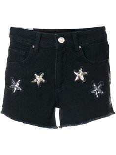 шорты со звездной отделкой  Zoe Karssen
