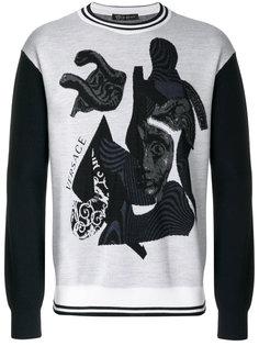 свитер Medusa  Versace