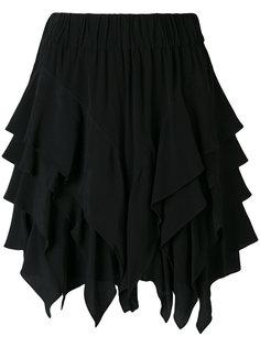 мини-юбка с оборками Wonda Isabel Marant Étoile